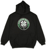 Hoodie: Flogging Molly - Distressed Shamrock Shirt