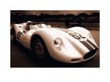 1958 Lister Jaguar 62 Prints by Jamie Hankin