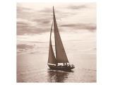 Sailing V Premium Giclee Print