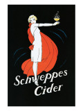 Schweppes Cider Lmina gicle de primera calidad