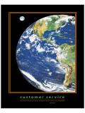 Customer Service Premium Giclee Print