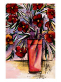Summer Bouquet Premium Giclee Print by Domenico Provenzano
