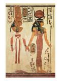 Nefertari Premium Giclee Print