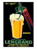 Brasserie Lengrand Premium Giclee Print