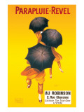 Parapluie-Revel Premium Giclee Print by Leonetto Cappiello