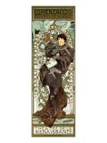 Lorenzaccio Lámina giclée prémium por Alphonse Mucha