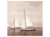 Sailing VI Premium Giclee Print