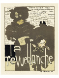 Magazine La Revue Blanche, c.1894 Impresso gicle premium por Pierre Bonnard