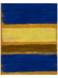 Carmine Thorner - No. 1956 Blue Depth Speciální digitálně vytištěná reprodukce