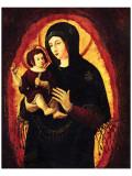 Madonna, Beautiful Maria of Regensburg Premium Giclee Print by Albrecht Altdorfer