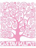 Pink Tree of Life Premium Giclee Print by Gustav Klimt