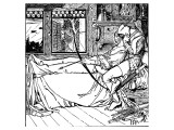 The Merry Adventures of Robin Hood Premium Giclee Print by Howard Pyle