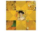 Adele Bloch Bauer Lámina giclée premium por Gustav Klimt
