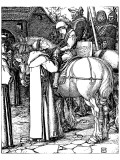 Otto of The Silver Hand Premium Giclee Print by Howard Pyle