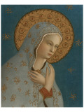 Madonna della Pace, c.1387-1455 Premium Giclee Print by  Fra Angelico