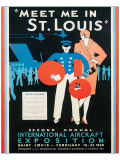 Meet Me in St. Louis Premium Giclee Print