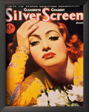Joan Crawford - Silver Screen Magazine Cover 1940's Prints