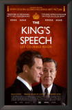 The King&#39;s Speech Print