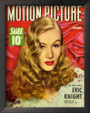 Lake, Veronica - MotionPictureMagazineCover1930's Prints