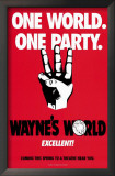 Wayne's World Print