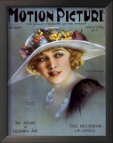 Anna Q. Nilsson - Motion Picture Magazine Cover 1930's Posters