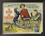 Black Horse Canyon Art