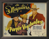 The Purple Vigilantes Prints