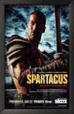 Spartacus; Blood and Sand Poster