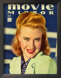 Ginger Rogers - Movie Mirror Magazine Cover 1930's Prints