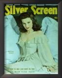 Maureen O'Hara - SilverScreenMagazineCover1940's Prints