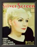 Greta Garbo - SilverScreenMagazineCover1940's Poster