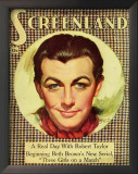 Robert Taylor - ScreenlandMagazineCover1930's Prints