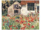 Studio in Étaples Giclée-Premiumdruck von A. Y. Jackson