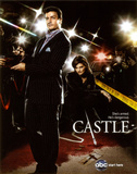 Castle (TV) Masterprint