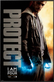 I Am Number 4 - Protect Poster