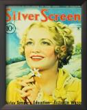 Miriam Hopkins - SilverScreenMagazineCover1940's Prints