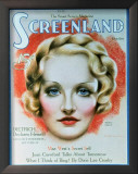 Marlene Dietrich - ScreenlandMagazineCover1930's Posters