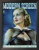 Carole Lombard - ModernScreenMagazineCover1940's Prints