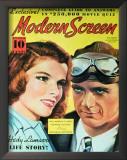 Hepburn, Katharine - ModernScreenMagazineCover1940's Prints