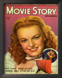 June Haver - MovieStoryMagazineCover1940's Posters