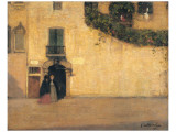 Campo San Giovanni Nuovo Premium Giclee Print by James Wilson Morrice