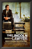 The Lincoln Lawyer Posters