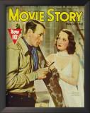Merle Oberon - MovieStoryMagazineCover1940's Prints