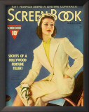 Young, Loretta - ScreenBookMagazineCover1930's Posters
