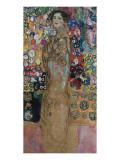 Portrait of Ria Munk III (Frauenbildnis) Premium Giclee Print by Gustav Klimt