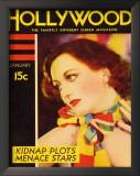 Joan Crawford - SilverScreenMagazineCover1940's Prints