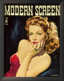 Ann Sheridan - ModernScreenMagazineCover1940's Prints