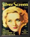 Marlene Dietrich - SilverScreenMagazineCover1940's Art