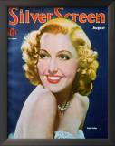 Jean Arthur - SilverScreenMagazineCover1940's Prints