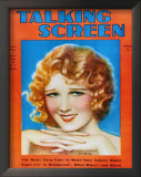 Anita Page - TalkingScreenMagazineCover1930's Posters